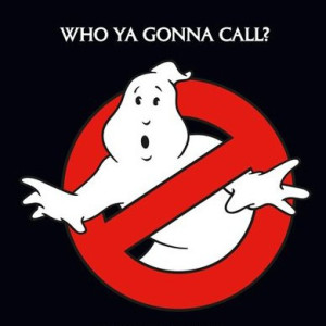 Who can you call? Ghostbusters!