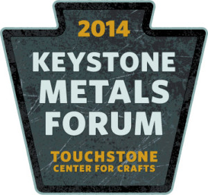 The Keystone Metals Forum will take place at Touchstone Center for Crafts from Friday, October 24, to Sunday, October 26. Read more...