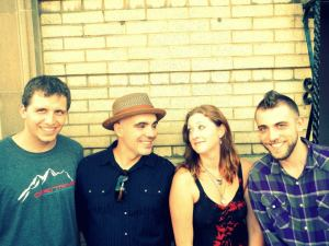 The Jakob's Ferry Stragglers will take the stage on Saturday, July 11 at 7 p.m. in the Main Tent