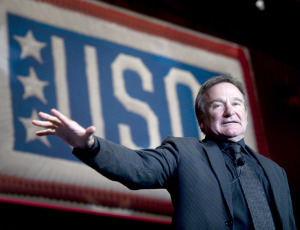The late, great Robin Williams