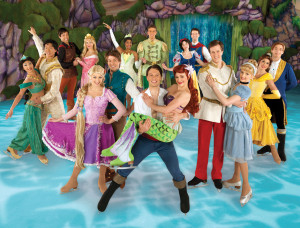 Disney on Ice skates into CONSOL Center