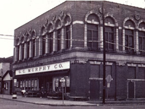 G.C. Murphy's once occupied the historic California building