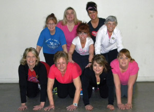 In the California area, certified Zumba instructor Lynne Hayes Langley, pictured here with some of her regular students, offers classes on Sundays, Tuesdays and Fridays at 6 p.m. and on Mondays and Wednesdays at 7 p.m. at the Young Men's Club on Edwards Street. Whatever your fitness goals, Lynne and Company promise to help you Woo Hoo to a New You!