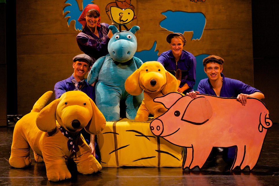 The most famous and beloved little dog in children's literature, SPOT, will be featured in sensory-friendly performances located at the Byham Theater, 101 Sixth Street, Pittsburgh, PA 15222.