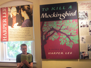 "The publication of the ""sequel"" to To Kill a Mockingbird has been controversial, with many readers believing Harper Lee never intended the book to be published."
