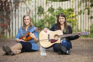 Sara Zebley & Hayley Prosser of the Steel Blossoms