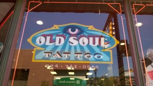 Old Soul Tattoos is in Canonsburg