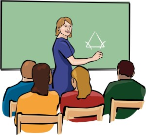 Teacher Clip Art 3665