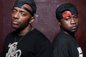 Hip hop pioneers Mobb Deep