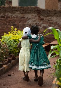 Orphans at the Great Kings and Queens Children's Centre outside of Kampala, Uganda.  © Martha Rial 2015